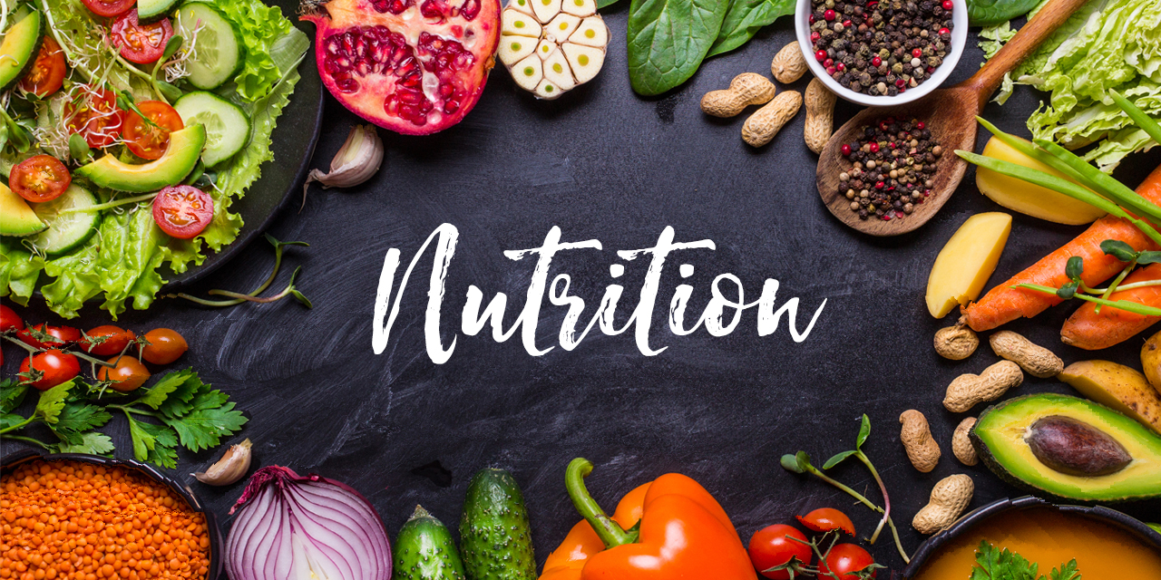 What is good nutrition for you?