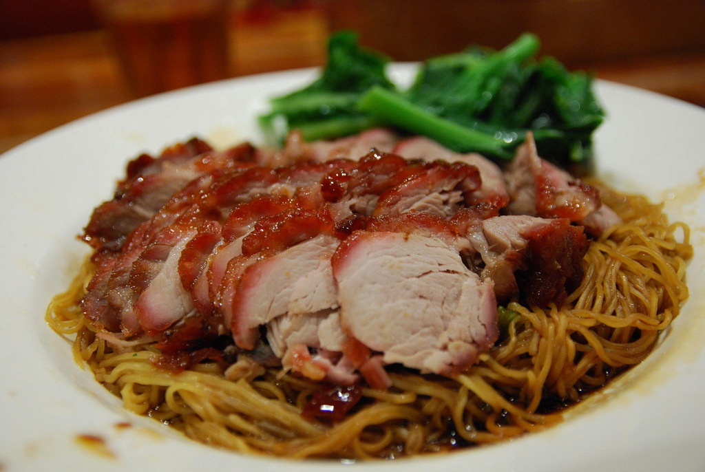 An introduction too Chinese food culture